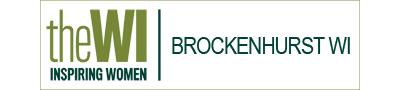 Brockenhurst WI logo